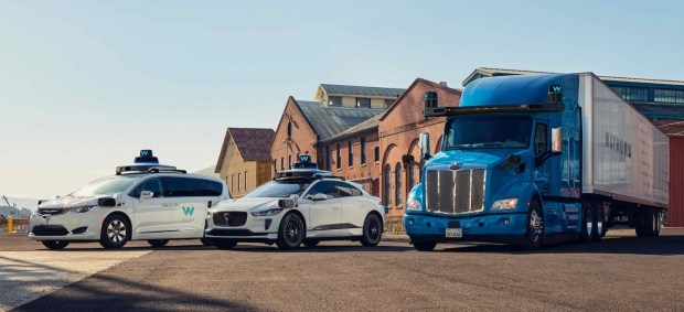 Volvo без руля и педалей: новое партнерство с Waymo