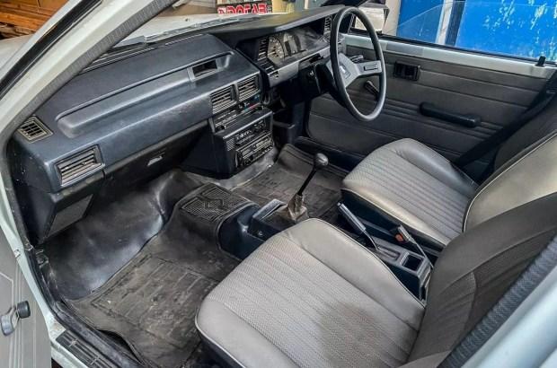 В Украине нашли раритетную Toyota из СССР