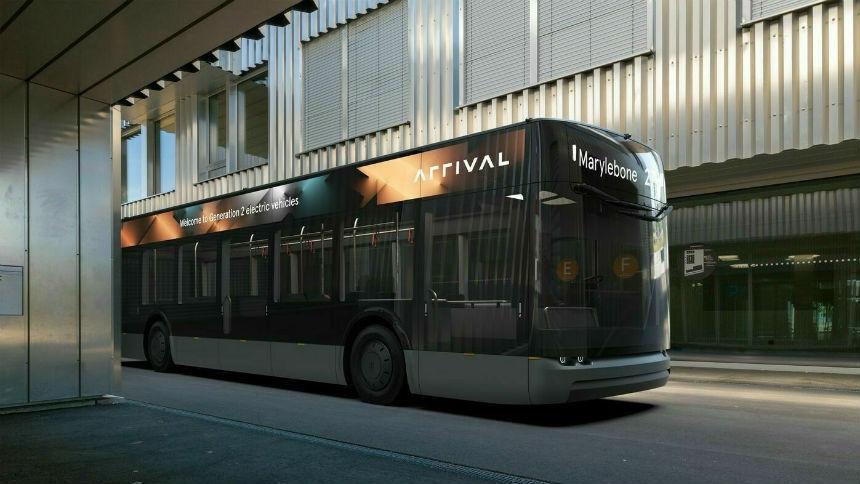 Стартап бывшего главы Yota выкатил электробус