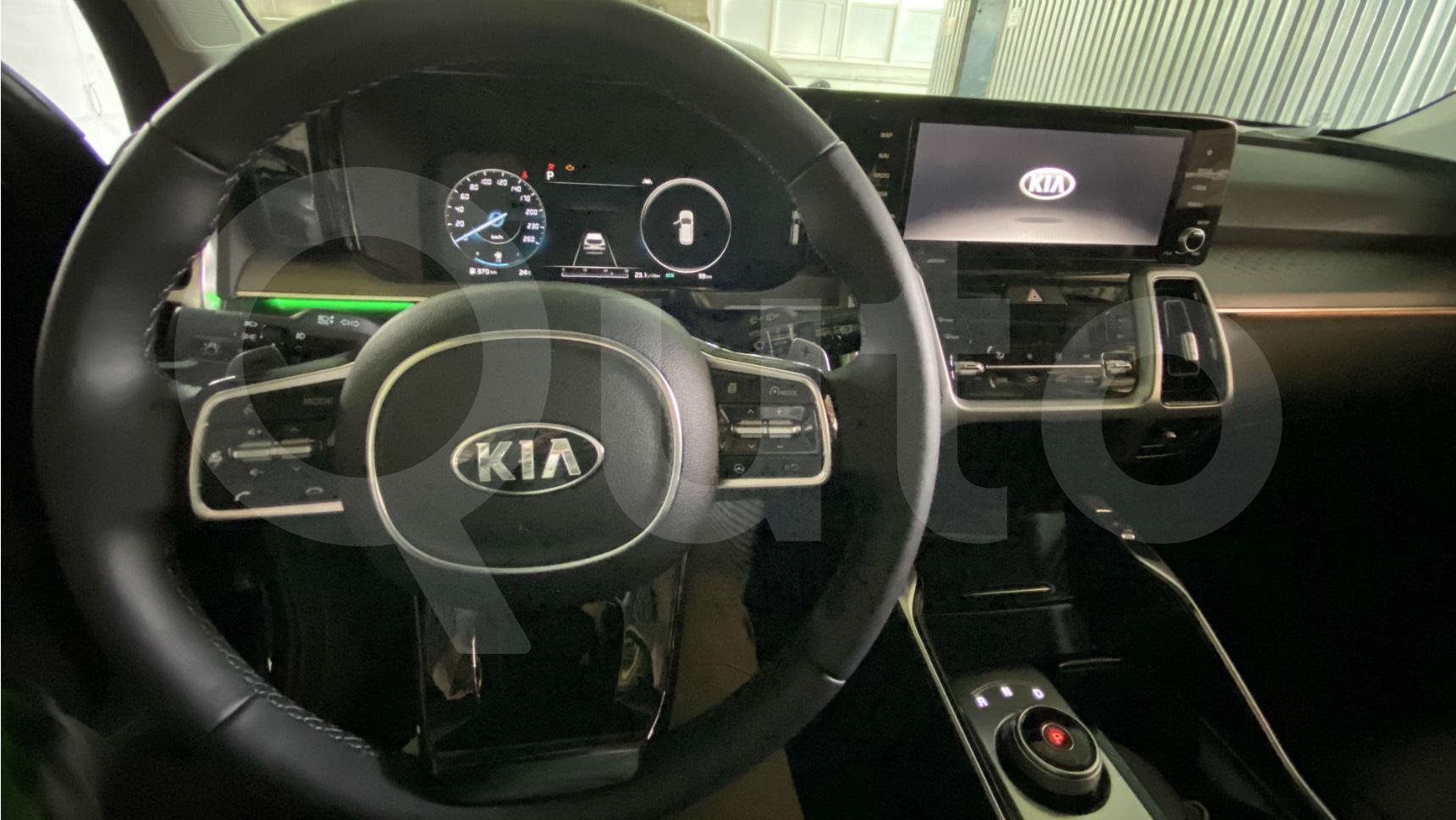 Известны характеристики нового Kia Sorento для России