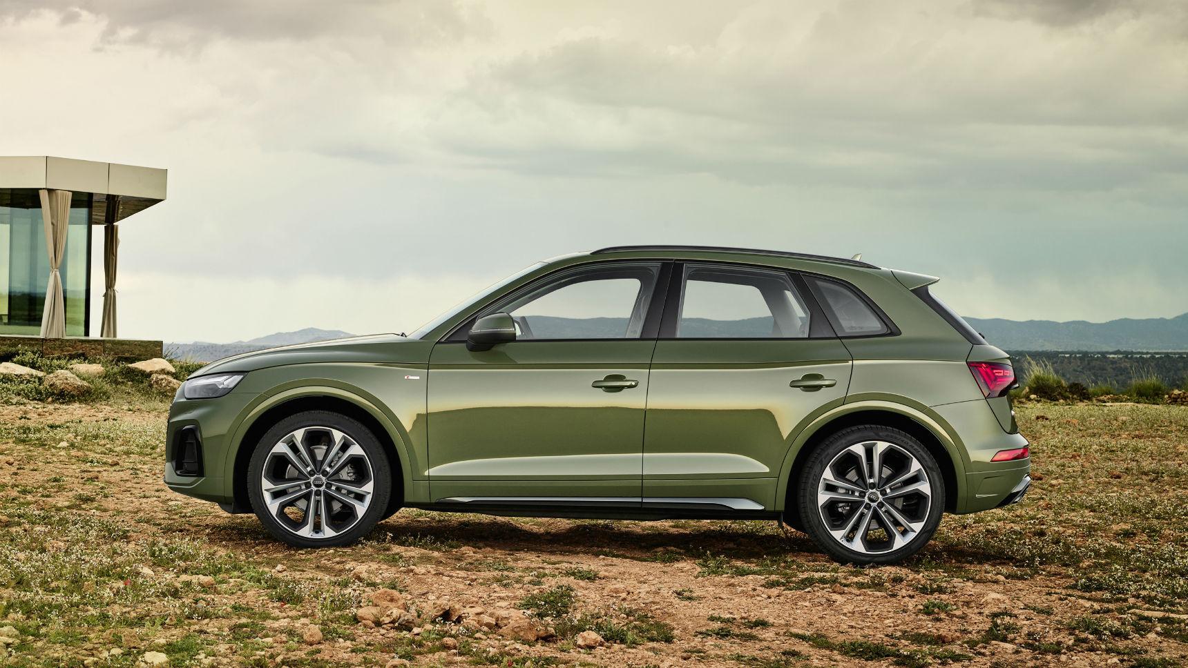 Обновленный Audi Q5 официально представлен