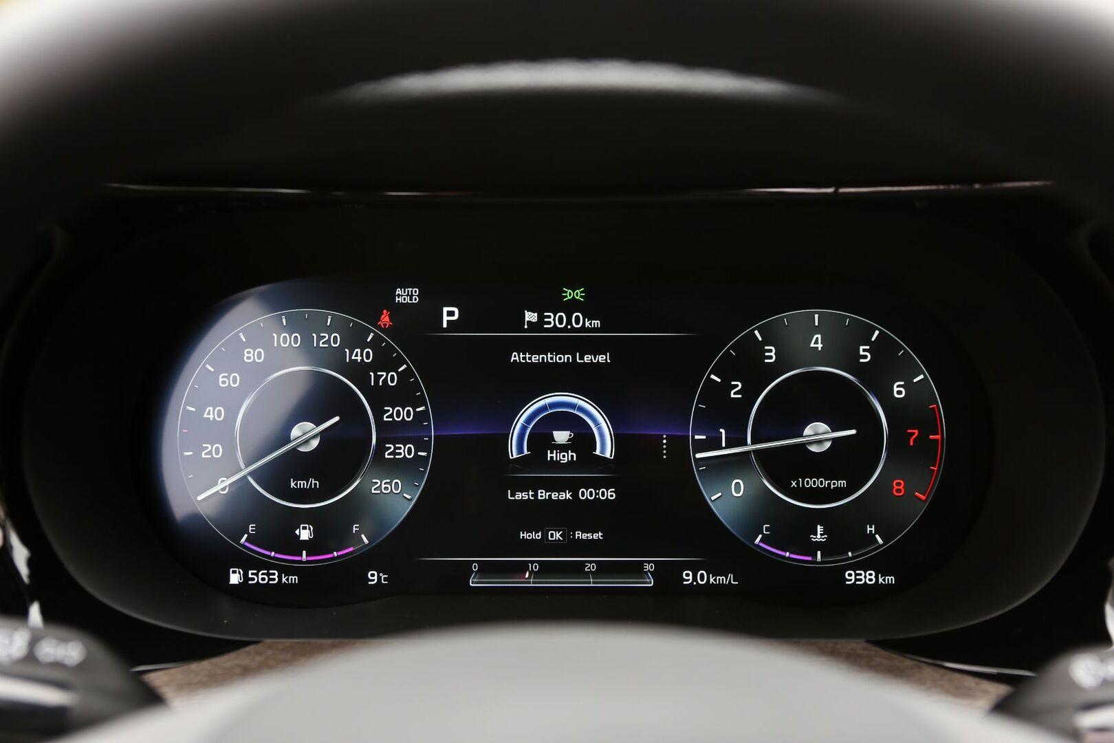 Kia раскрыла технические детали нового седана для России