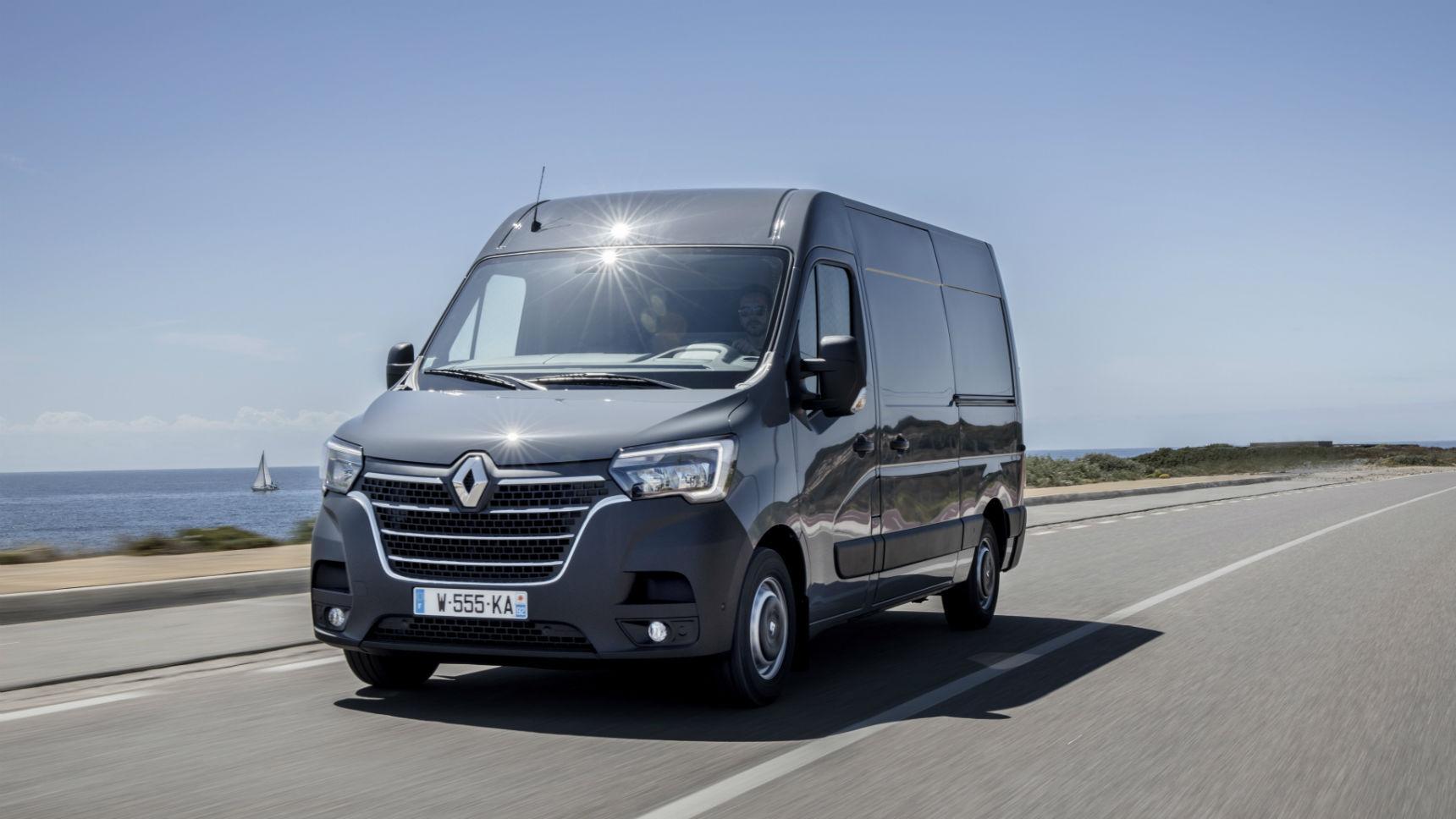 Обновленный Renault Master добрался до России