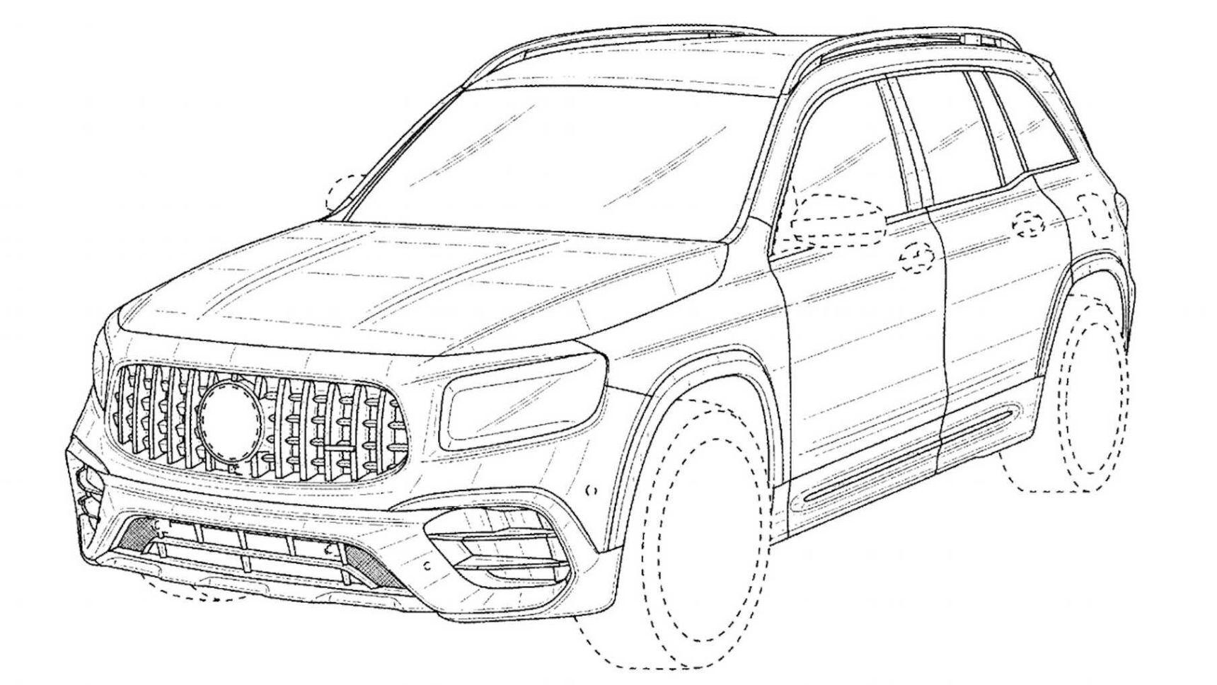 В семействе Mercedes-Benz GLB появится новый флагман