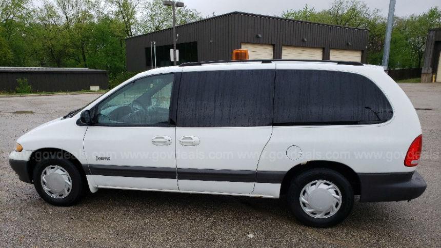 Спецслужбы продают фургон для слежки с перископом