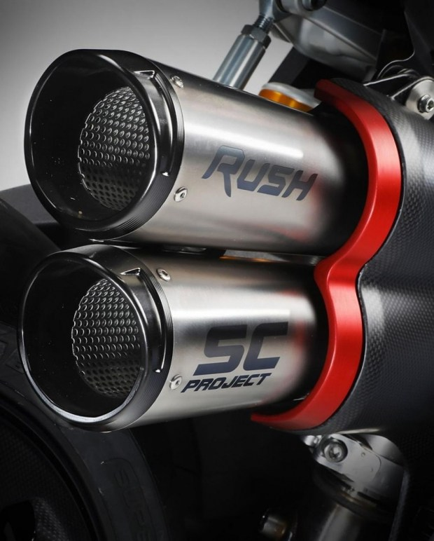 MV Agusta Rush для 300 счастливчиков
