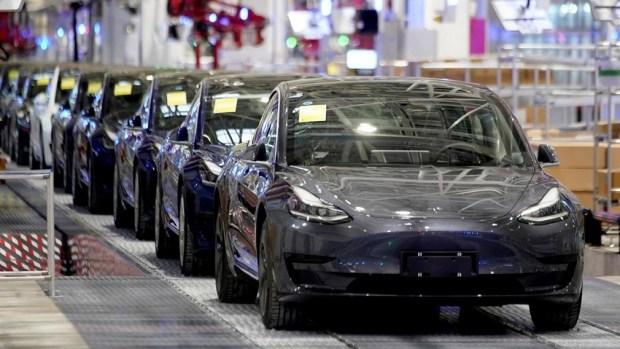 Tesla: рост второй квартал подряд!