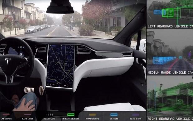 Tesla: еще на шаг вперед к автономности