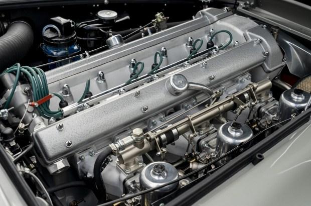 Aston Martin построил первый шпионский DB5