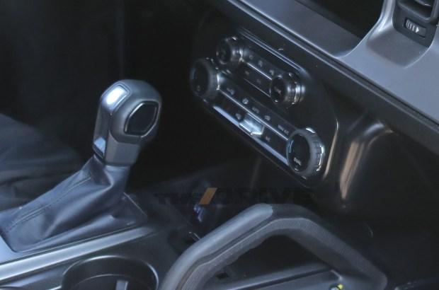 Салон Ford Bronco раскрыли до премьеры