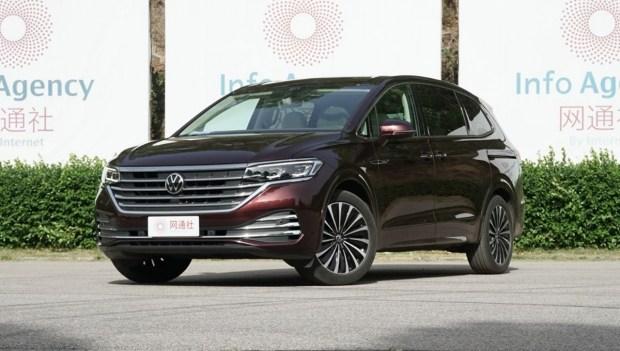Новый минивэн Volkswagen Viloran вызвал ажиотаж у покупателей