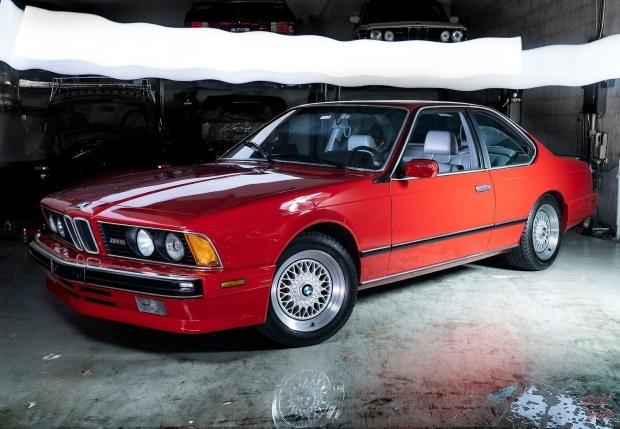 Редчайшую BMW M6 продают по цене X3