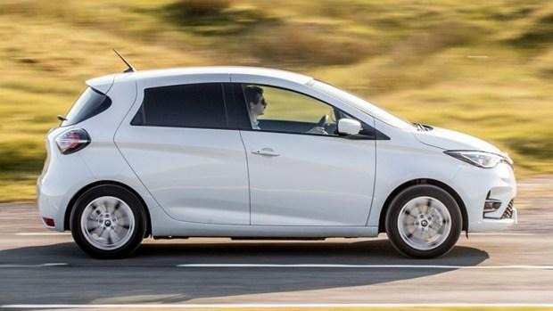 Zoe на доставке: Renault превратила электрохэтч в фургон