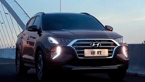Стали известны характеристики нового Hyundai Tucson