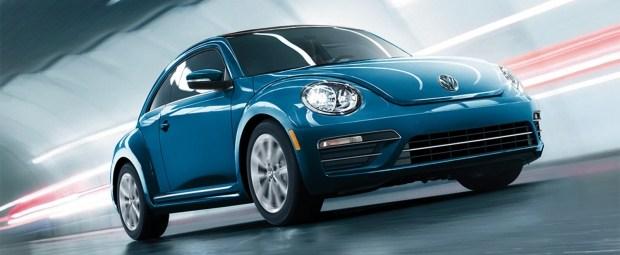 Volkswagen Beetle может вернуться в виде электромобиля