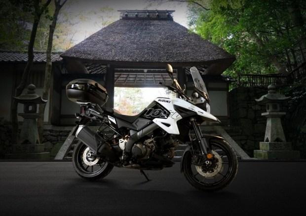 Мотоцикл Suzuki V-Strom 1050 Machi Edition. Версия для Европы