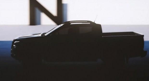 С места на место: новый Nissan Frontier получит подвеску от Mercedes X-Class