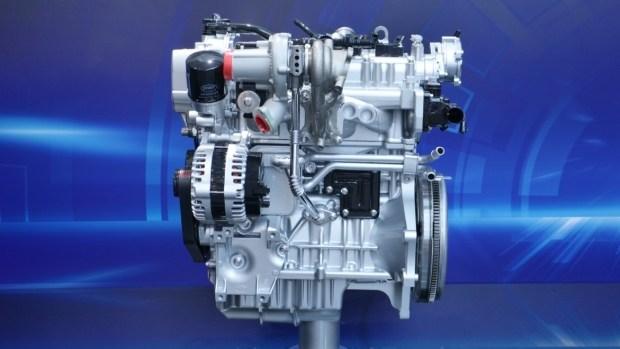 BYD представила новейший силовой агрегат