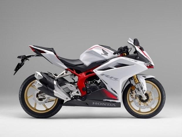 Долгожданное обновление: спортбайк Honda CBR250RR