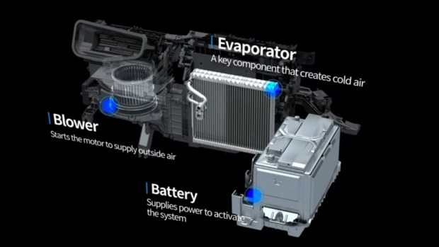 Hyundai создает кондиционер нового поколения
