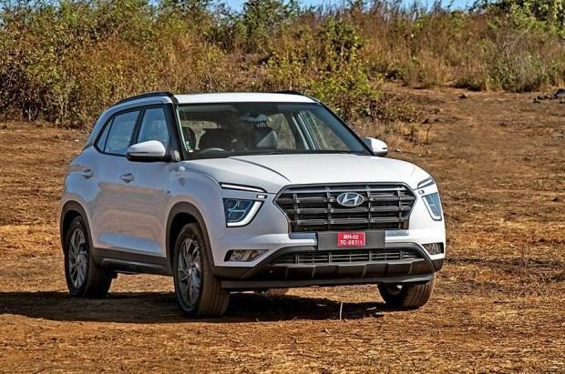 Обновленный Hyundai Creta покоряет индийский рынок