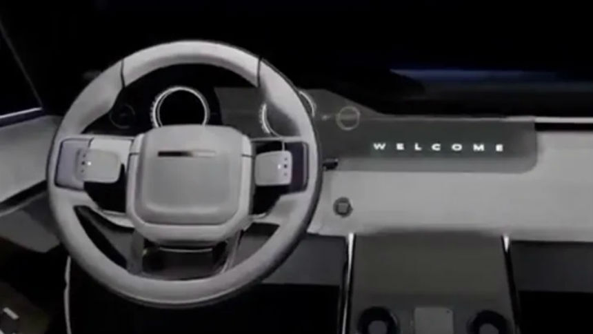 Видео: Новый Range Rover рассекречен до премьеры