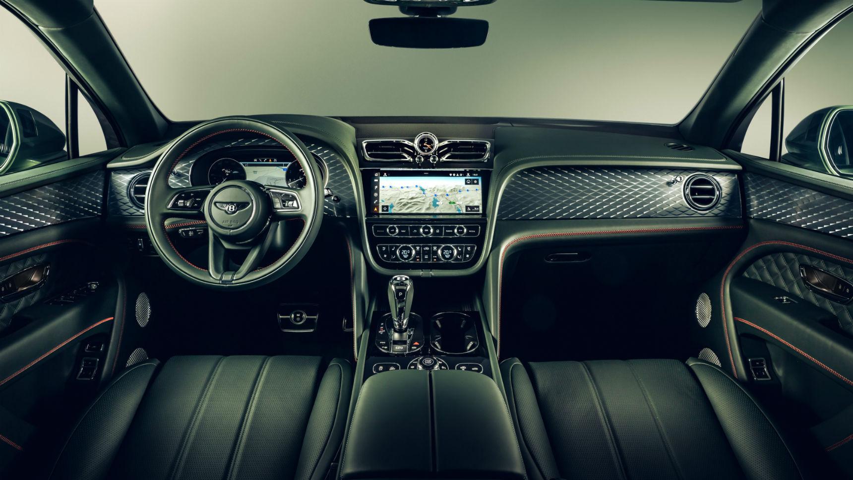 Обновленный Bentley Bentayga представлен официально