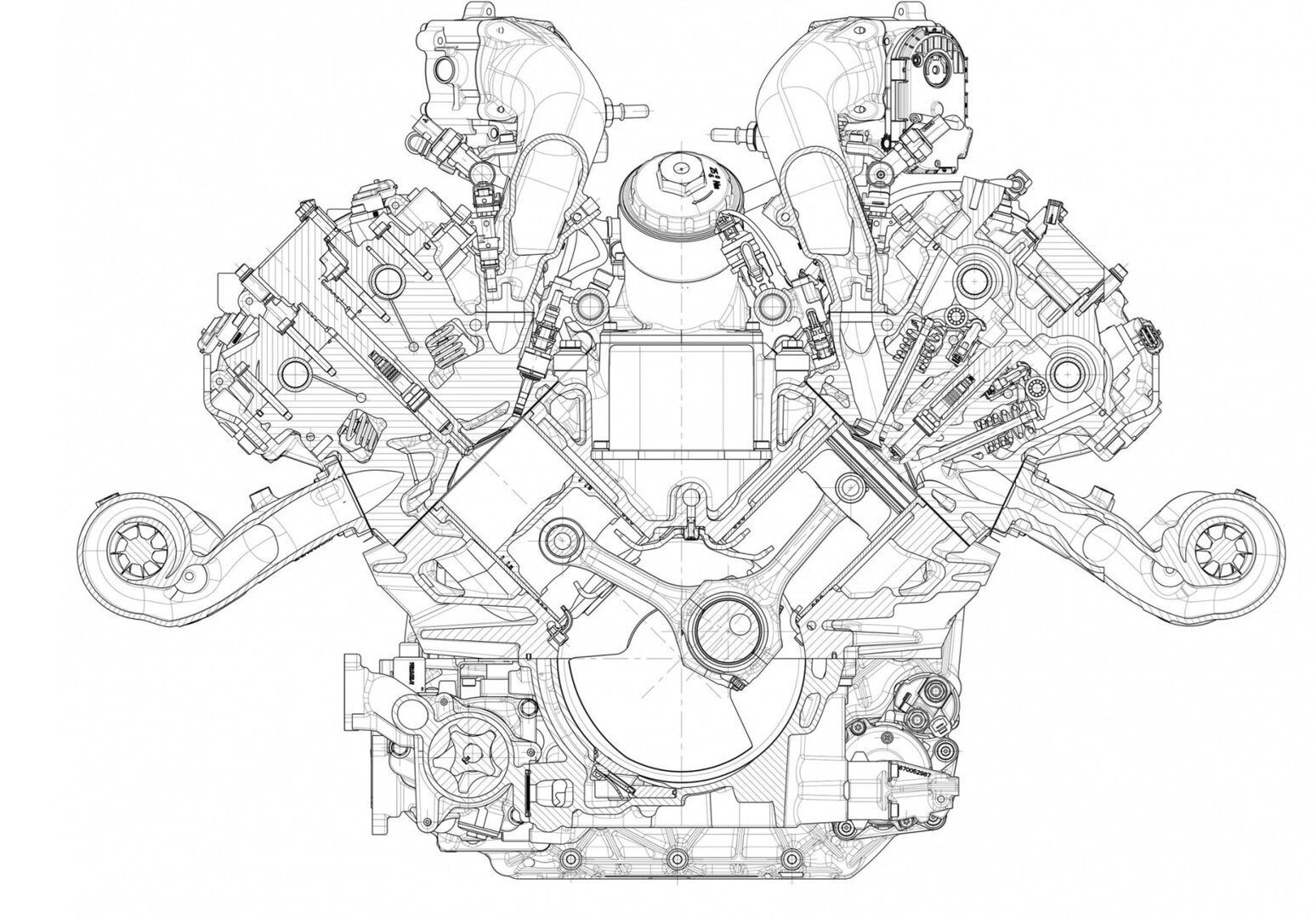 Новый движок Maserati получил технологии Формулы-1