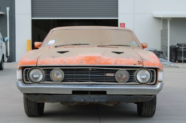 0.000 за старый Ford?