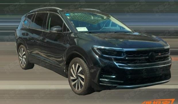Самый большой SUV от Volkswagen: первые серийные фото