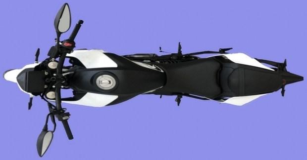 Нестандартный Harley-Davidson HD350