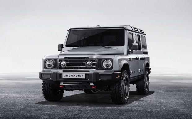 Land Rover не смог отстоять дизайн Defender