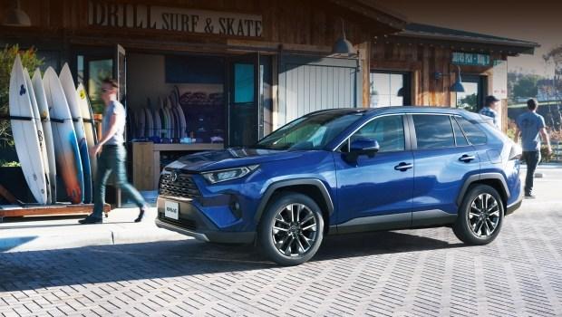 Toyota улучшила RAV4