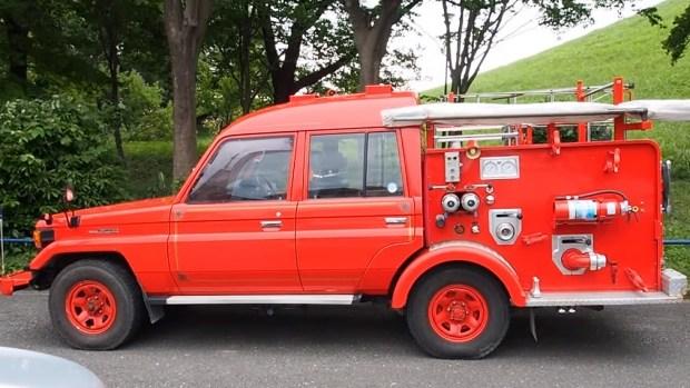 Toyota Land Cruiser для «горячих» парней
