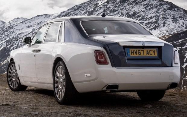 «Гробовая тишина»: Rolls-Royce готовит электрический Phantom