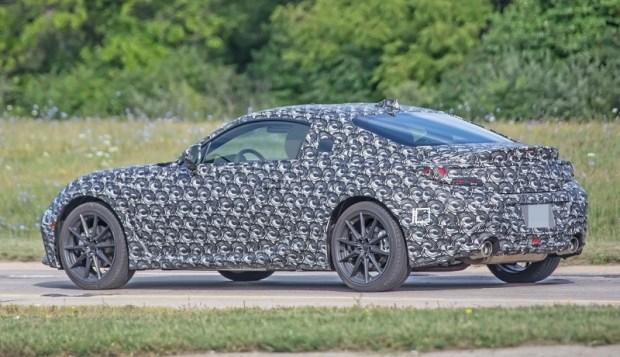 Новая Subaru BRZ. Как будет выглядеть?