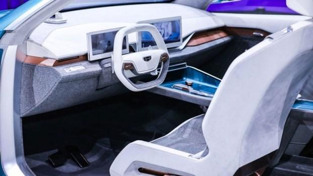 Geely похвастался внешностью седана на базе Volvo
