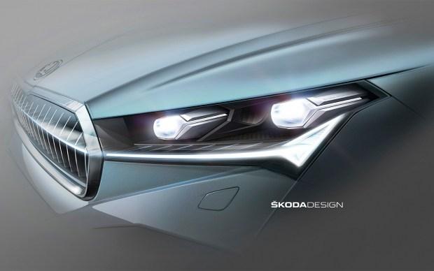Skoda поделилась подробностями о новом электрокроссе