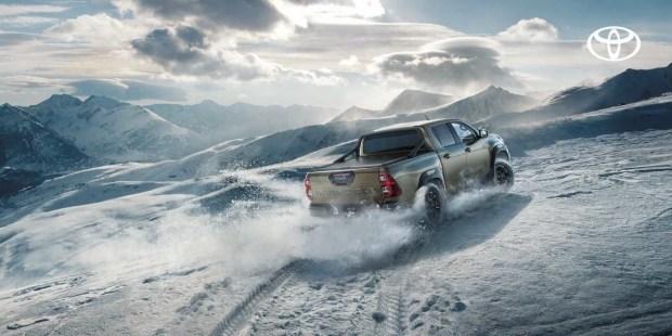 Завітай на тест-драйв нового Toyota Hilux