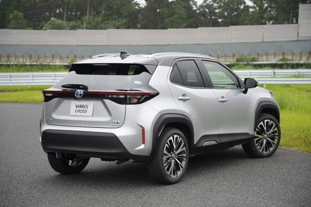 Самый дешевый кроссовер Toyota появится в продаже в конце августа