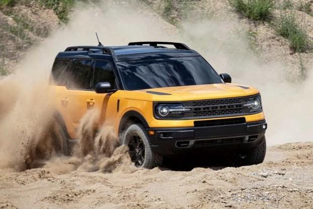 Новый Ford Bronco оказался хуже Jeep Wrangler?