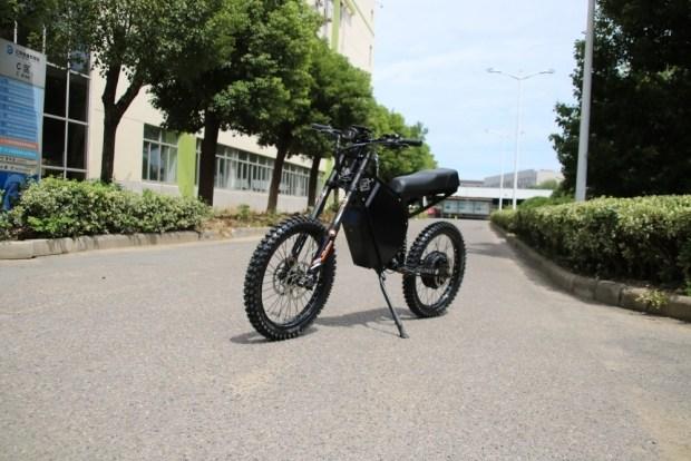 80 км/ч и 280 км запас хода: новый украинский электробайк