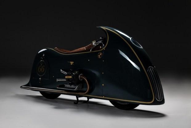 BMW R100 в стиле стимпанк. Очень необычный мотоцикл