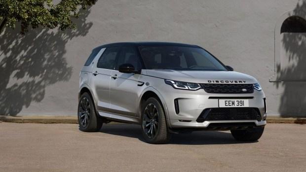 Land Rover Discovery Sport пережил модернизацию