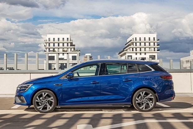 Почем гибридный Renault Megane?