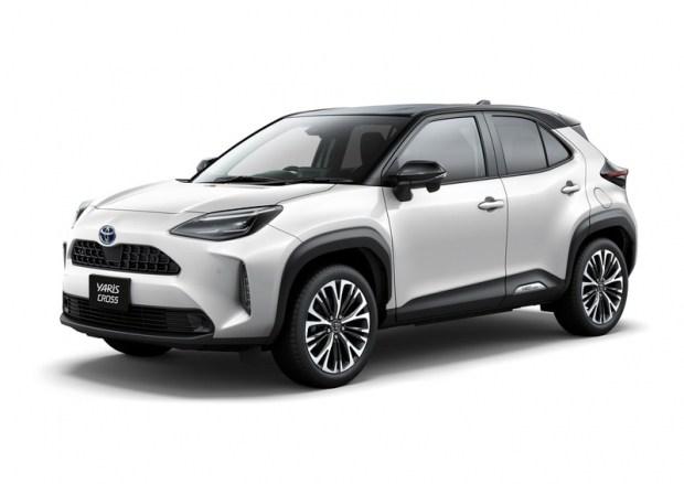 Toyota Yaris Cross уже в продаже
