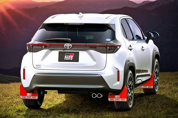 Лютый тюнинг самого дешевого кроссовера Toyota