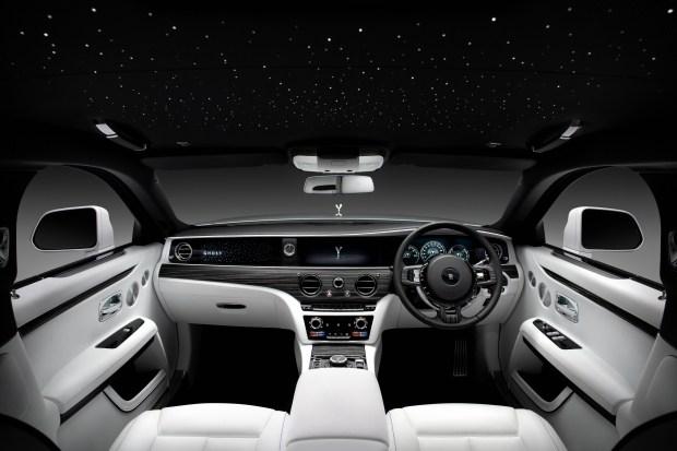 Новый Rolls-Royce Ghost: призрак самых сладких кошмаров