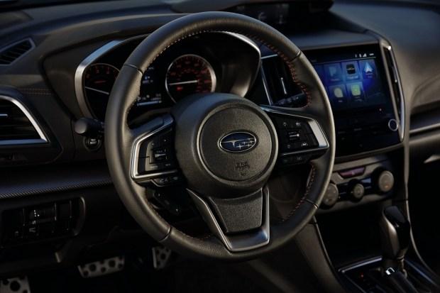 Цены на обновленную Subaru Impreza стартуют от .800