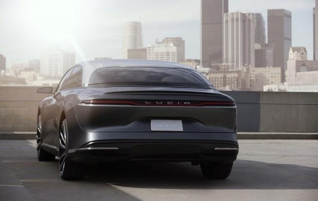 Lucid Air: убийца S-Класса и Porsche Taycan